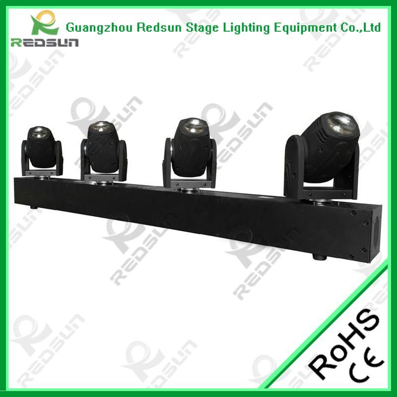 西安4頭LED搖頭光束燈