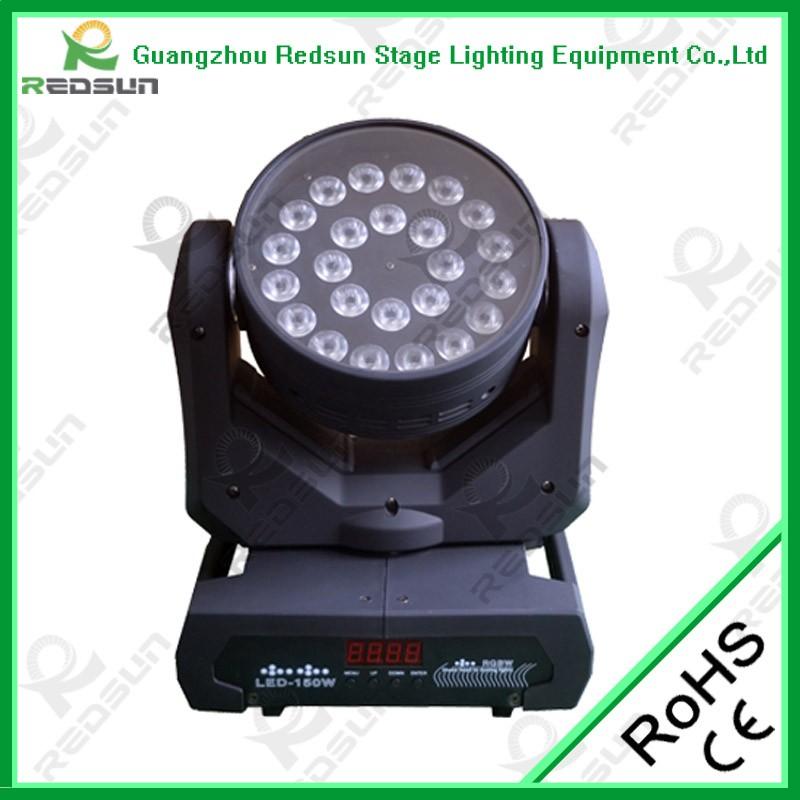 西安24顆 LED搖頭燈