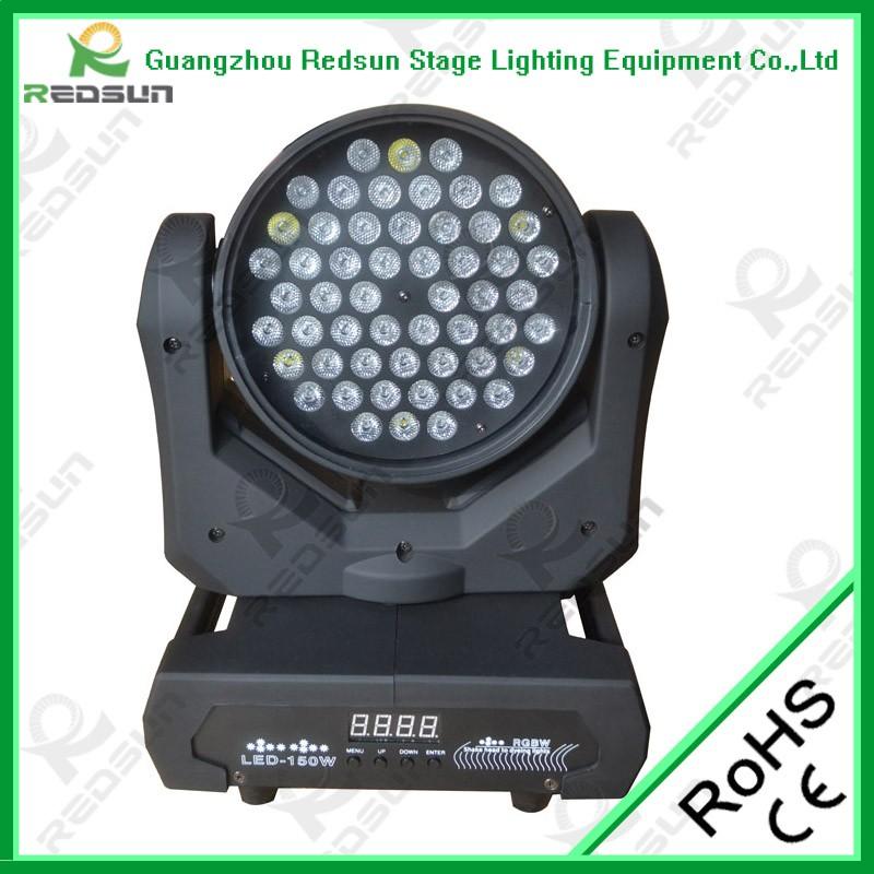 西安54顆 LED搖頭燈