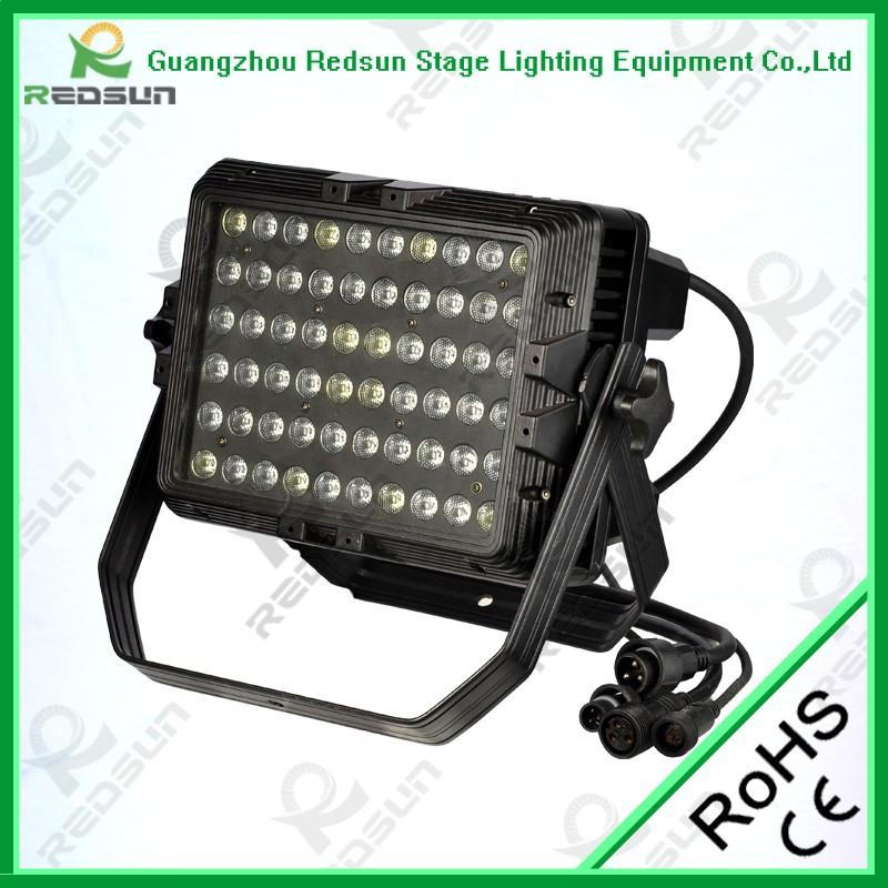 西安60顆 LED防水投光燈