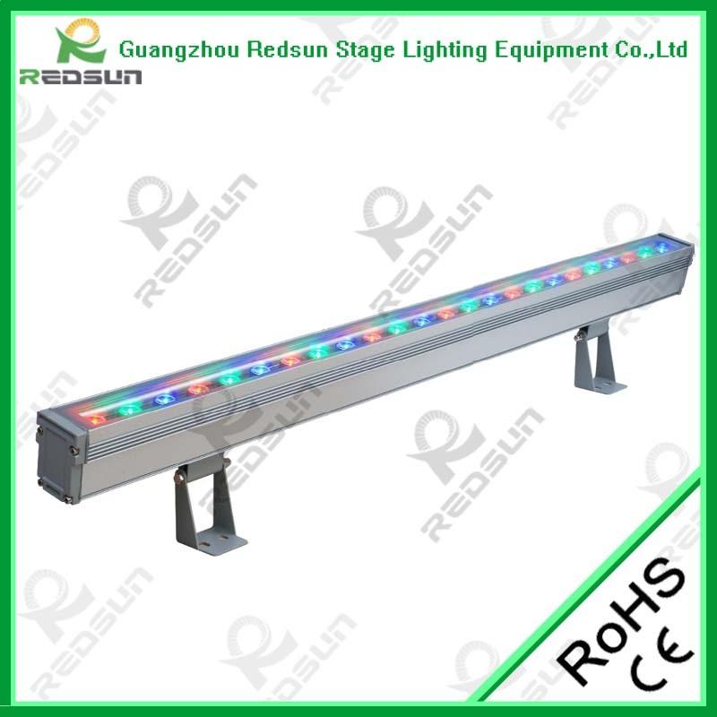 西安24顆3W LED洗墻燈