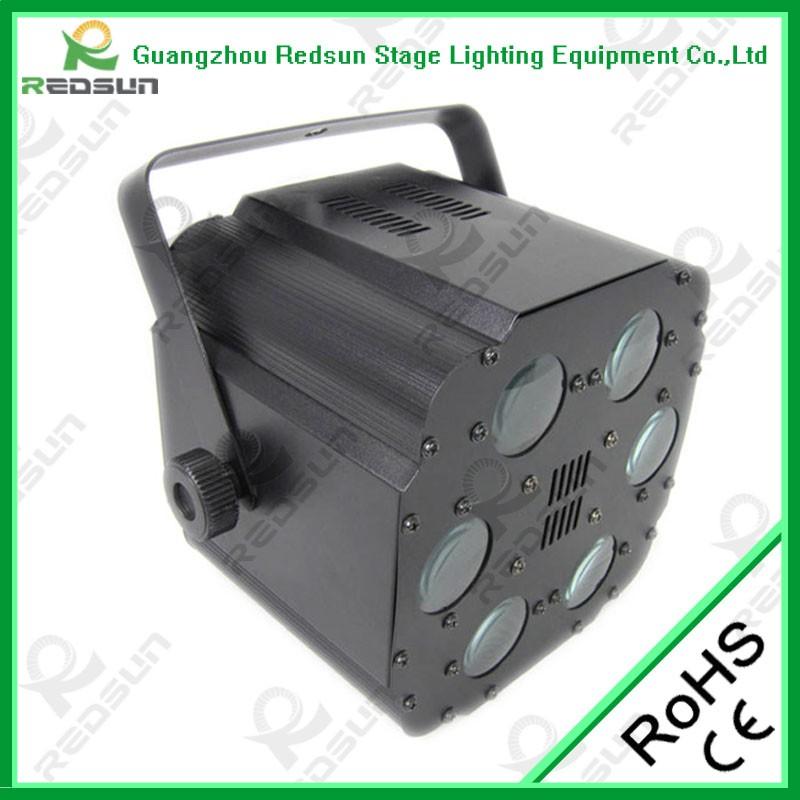 西安LED六眼燈(水母燈)