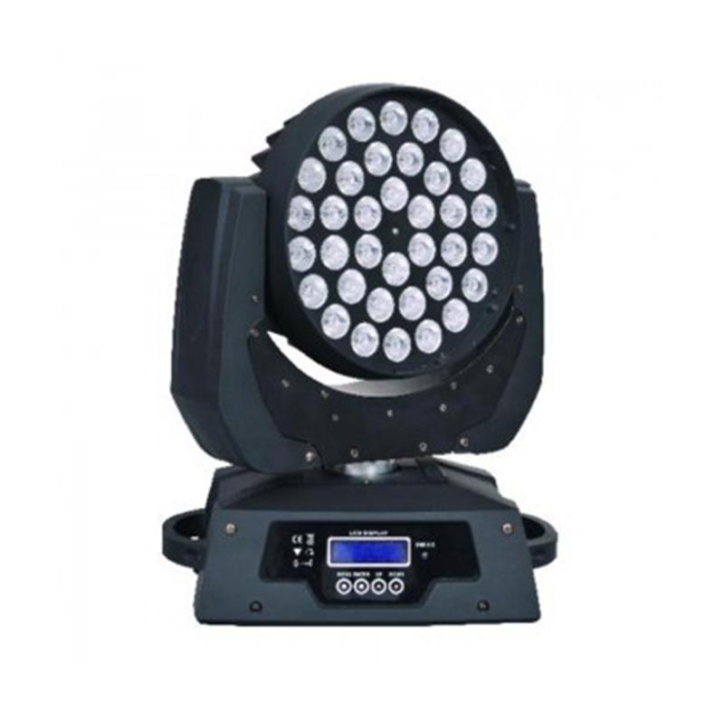 LED搖頭變焦染色燈36×10W