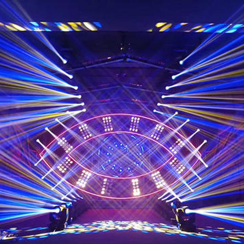 舞臺燈光工程