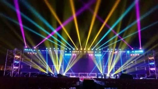 燈光知識:專業燈光音響是演出空間構成的重要組成部分!